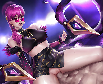 Evelynn - part 2