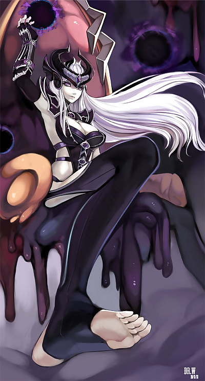 League of Legends- Syndra -..