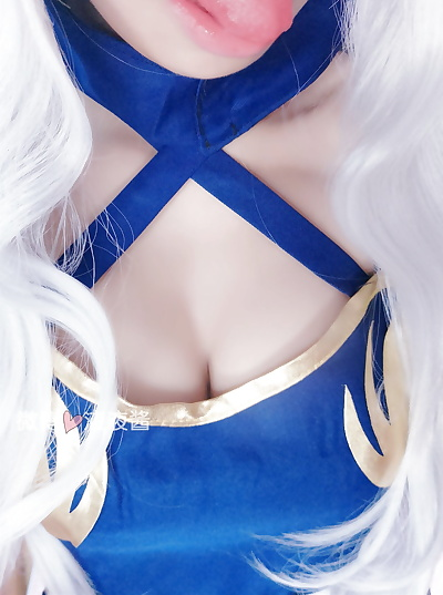 league for legends--ashe
