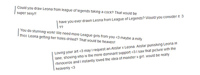 Without equal Leona, pls..