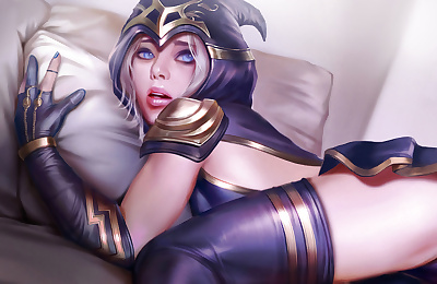 Reward 05 - Ahri- Ashe-..
