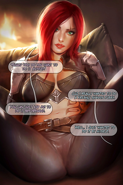Reward 04 - Mercy- Katarina-..
