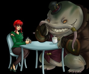 Miss Fortune x Tahm Kench