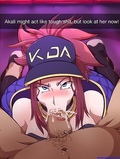Akali Porn